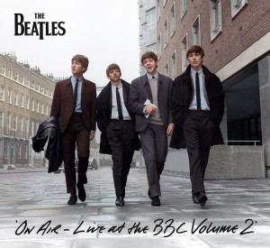 """The Beatles: """"On Air: Live At The BBC Vol 2"""" and old BBC set remastered"""