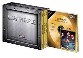 Deep Purple / The Audio Fidelity Collection: 24k gold 4CD box set