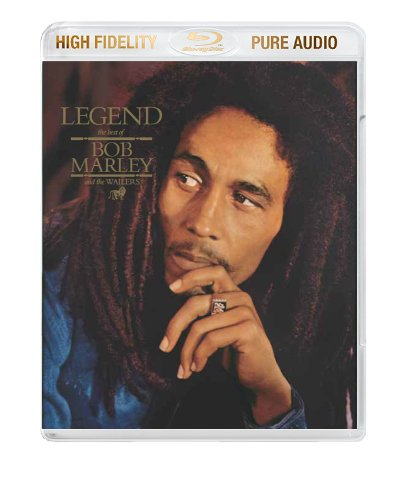 Bob Marley and The Wailers / Legend High Fidelity Pure Audio Blu-ray