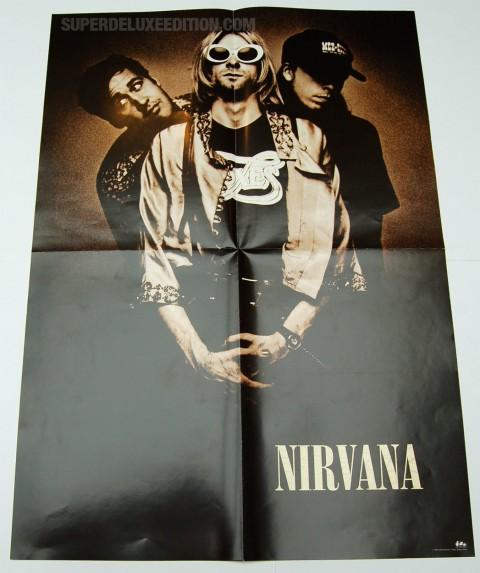 Nirvana / In Utero 20th Anniversary reissue photo gallery