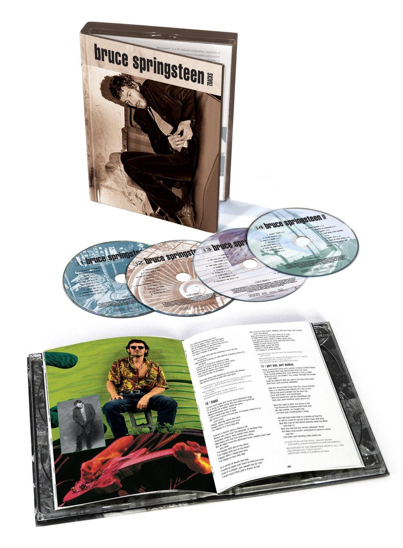 Bruce Springsteen / Tracks 4CD box set reissue