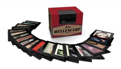 John Mellencamp: 1978-2012 / 19CD box set