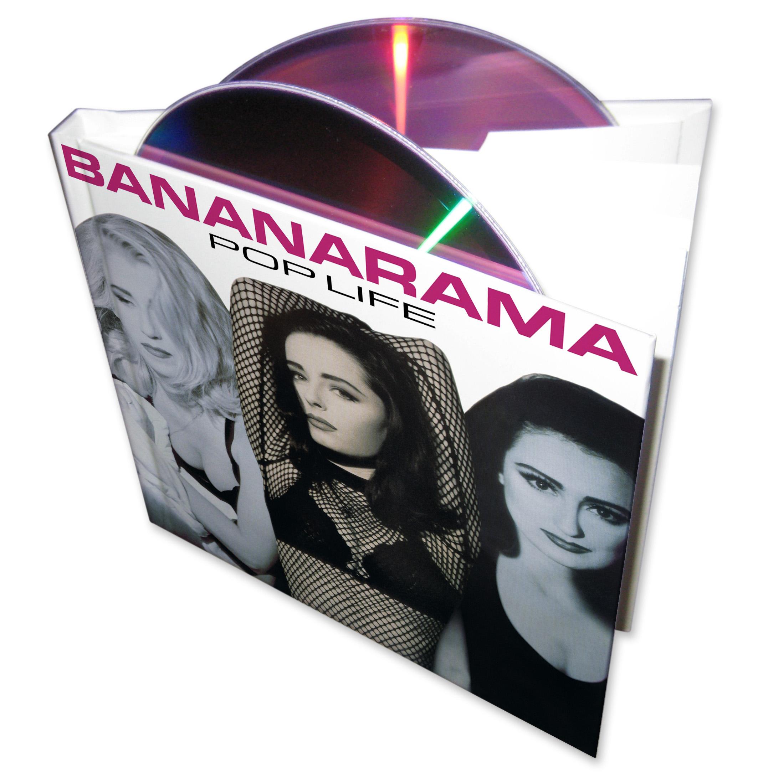Bananarama reissue packshots