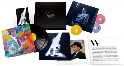 "Frank Sinatra / ""Duets"" 20th Anniversary Super Deluxe Edition 6-disc box set"