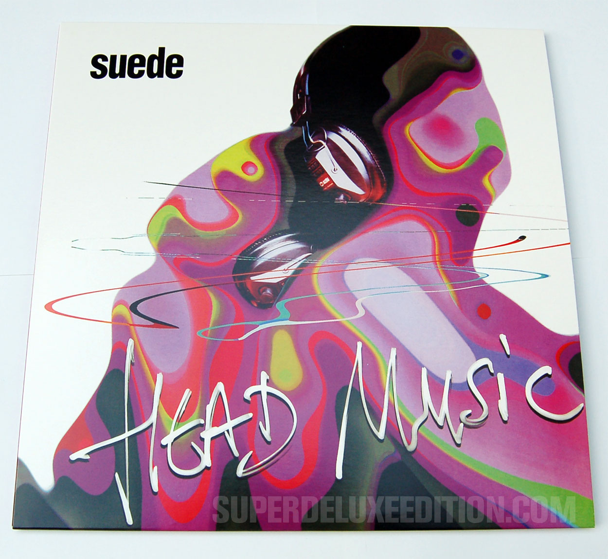 FIRST PICTURES / Suede: The Vinyl Collection box set