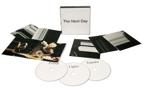 "David Bowie / ""The Next Day"": 2CD+DVD collectors edition"