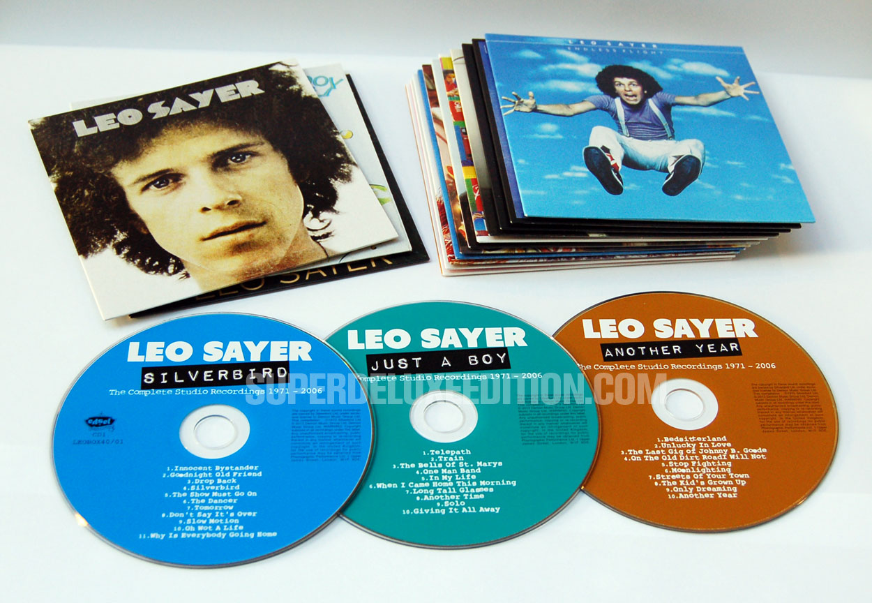 PICTURES / Leo Sayer: Just A Box