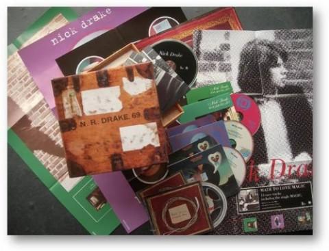 "Nick Drake / ""Tuck Box"" 5CD box set"