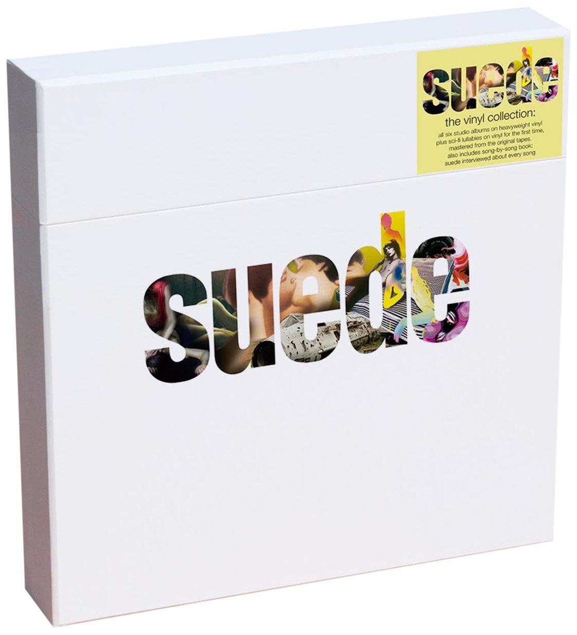 Suede vinyl collection price drop