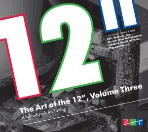 "ZTT / The Art of the 12"", Volume Three / 2CD remix compilation"