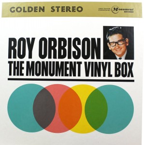 Roy Orbison / The Moment Vinyl Box Set