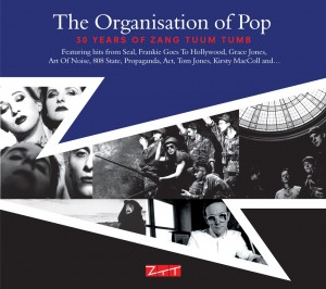 "ZTT / ""The Organisation of Pop (London Edition)"" / 2CD compilation"