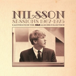 Nilsson / Sessions 1967-1975 rarities LP