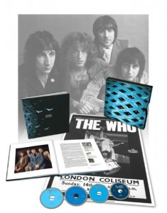 The Who / Tommy Super Deluxe Edition box set