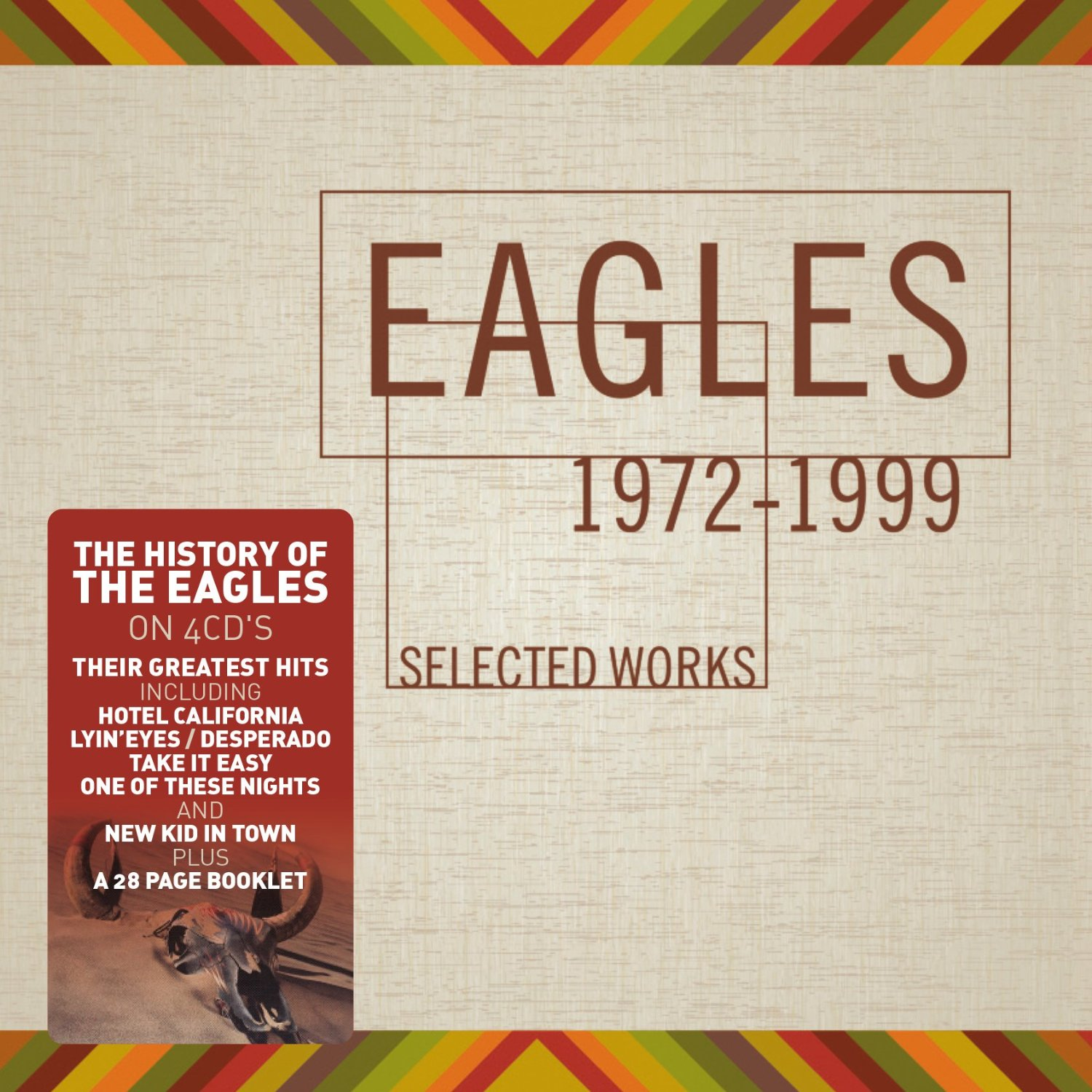The Eagles / Selected Works 1972-1999 / four-CD box set