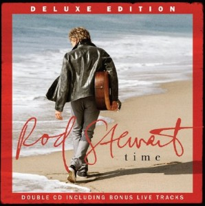 """Rod Stewart / """"Time"""" 2CD Deluxe Edition"""