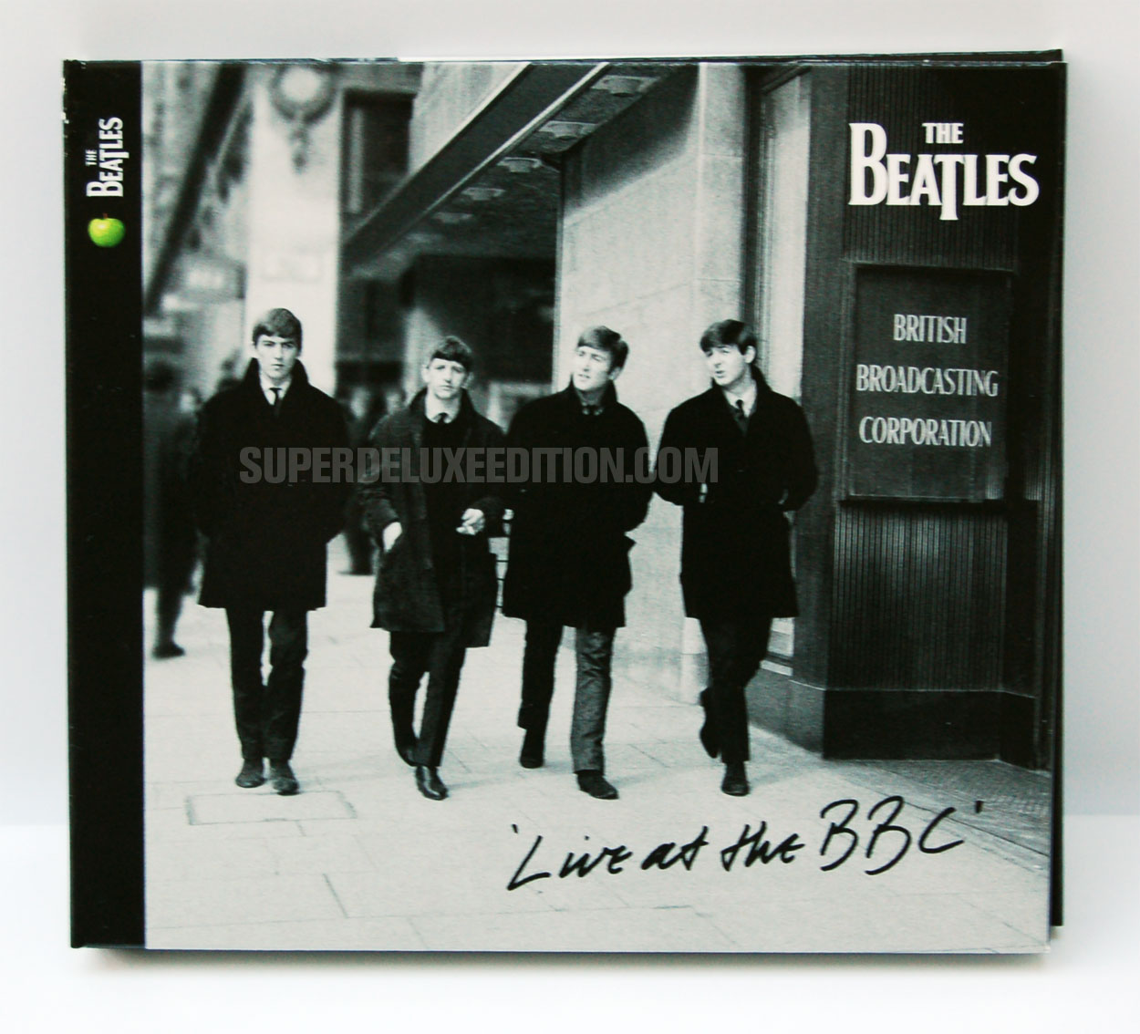FIRST PICTURES: The Beatles / Live at the BBC: The Collection