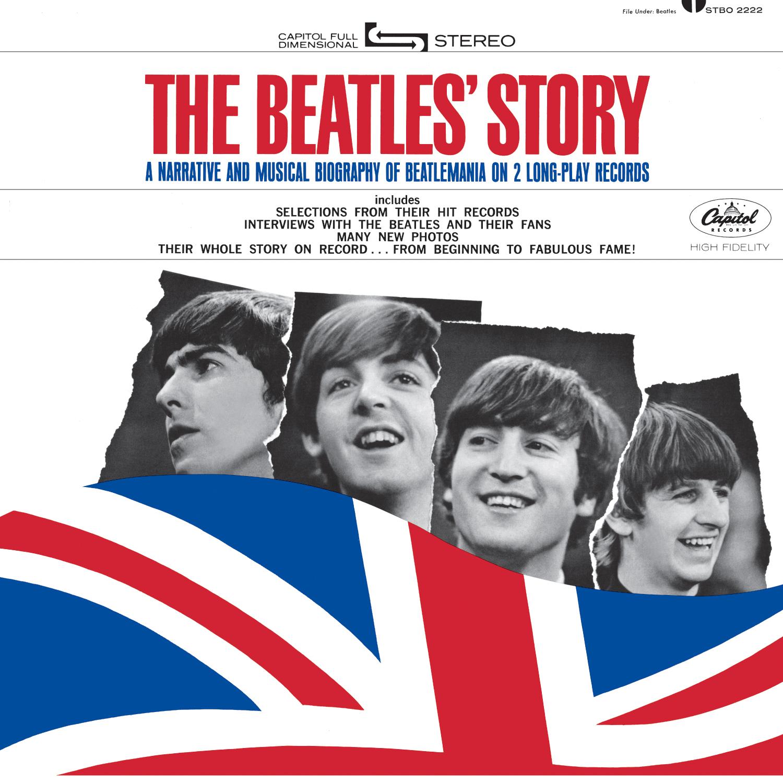 The Beatles' Story / U.S. Album reissue