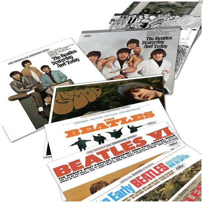 BOX SET ALERT: Meet The Beatles! (again): The US Albums box set