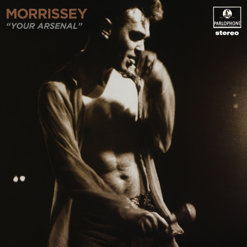 "Morrissey / ""Your Arsenal"": 'Defintive Master' CD+DVD reissue"