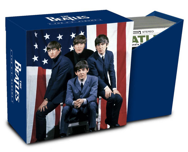 BOX SET ALERT: Meet The Beatles! (again): The US Albums box set