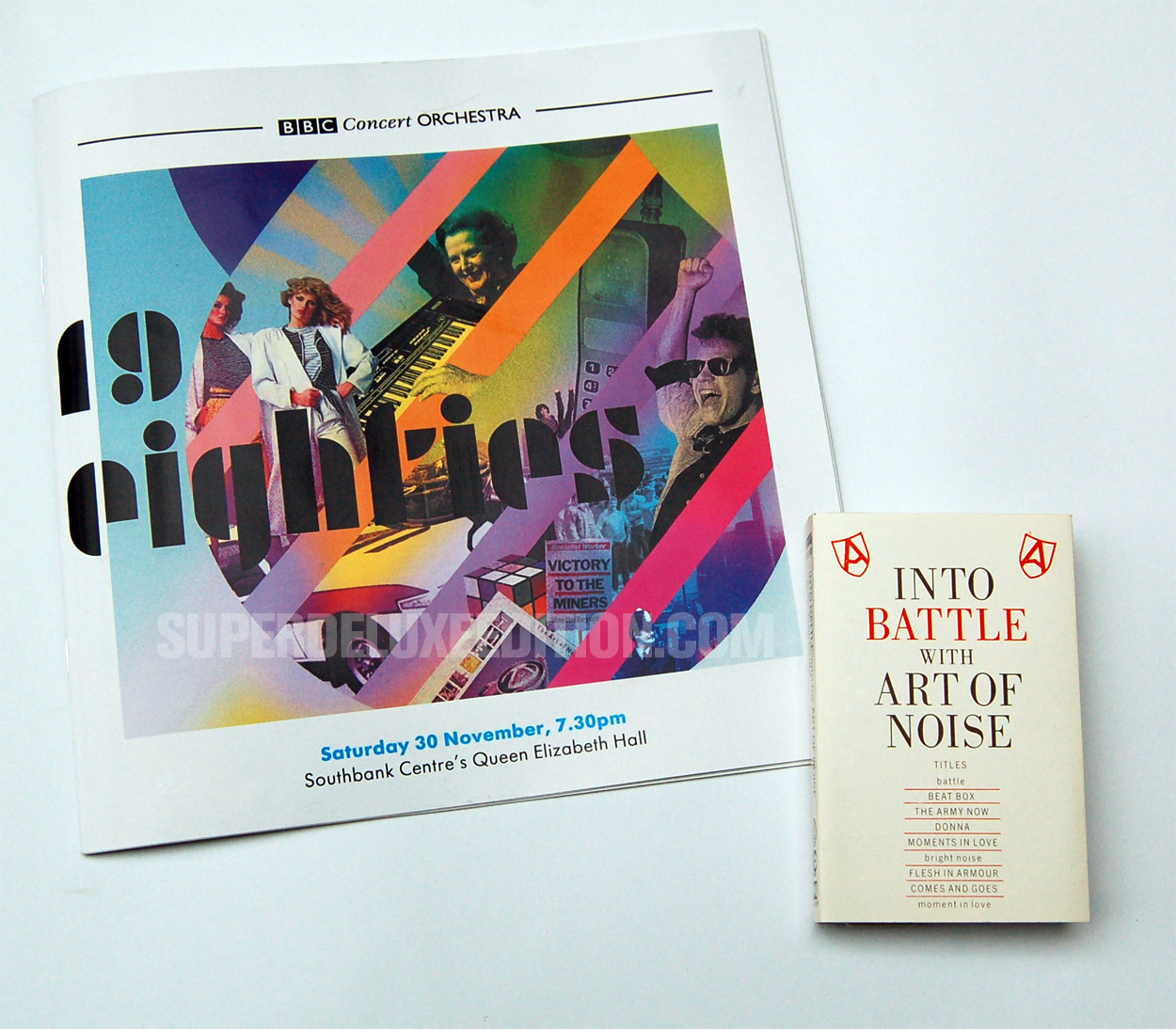 19 Eighties / Into Battle: Searching for the Art Of Noise