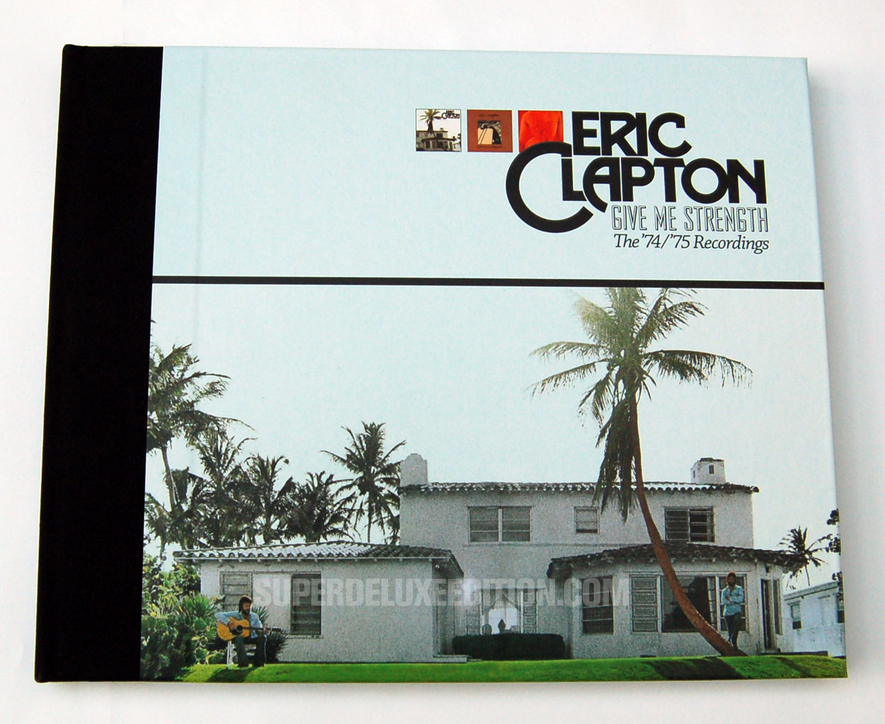 FIRST PICTURES: Eric Clapton: Give Me Strength 1974-75 Recordings
