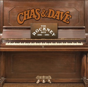 Chas & Dave / The Rockney Box 1981-1991 / 9-disc set
