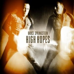 Bruce Springsteen High Hopes deluxe gets UK release