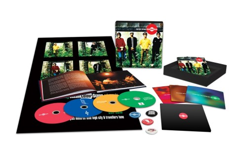 "Ocean Colour Scene / ""Marchin' Already"" 3CD+DVD box set"