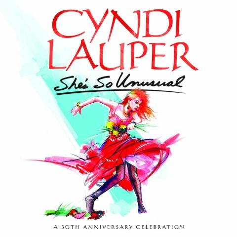 """Cyndi Lauper / """"She's So Unusual"""" 30th Anniversary Celebration"""