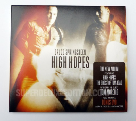 Bruce Springsteen / High Hopes CD+DVD