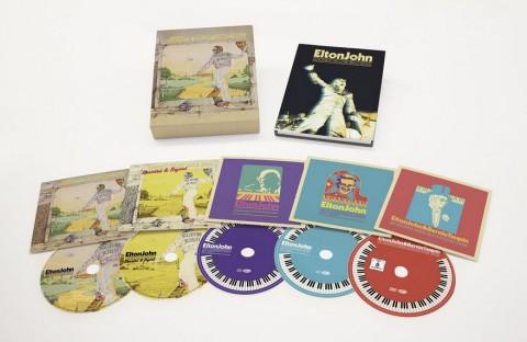 Elton John / Goodbye Yellow Brick Road super deluxe edition box set