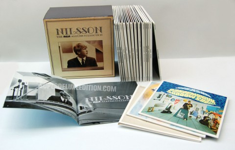 COMPETITION: Win a 17CD Nilsson box set