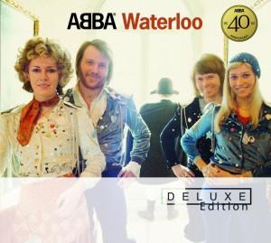 ABBA Waterloo deluxe edition CD+DVD