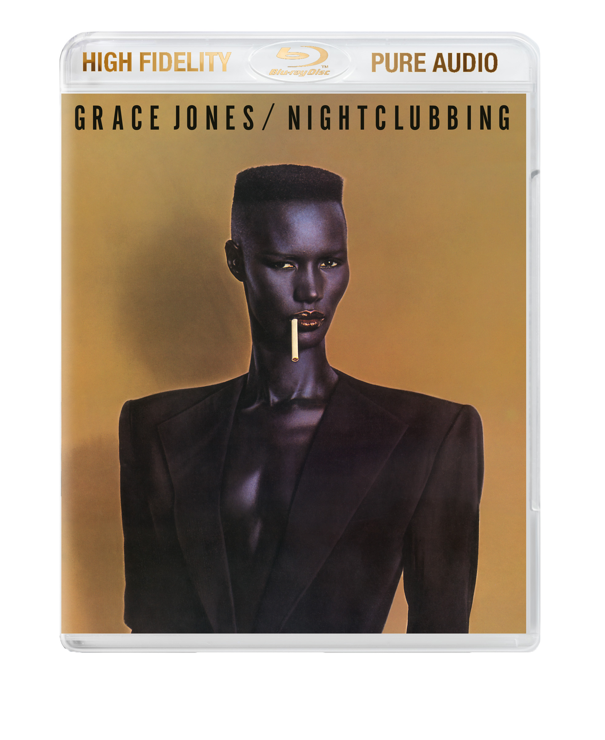"Grace Jones / ""Nightclubbing"" Pure Audio Blu-ray Audio"