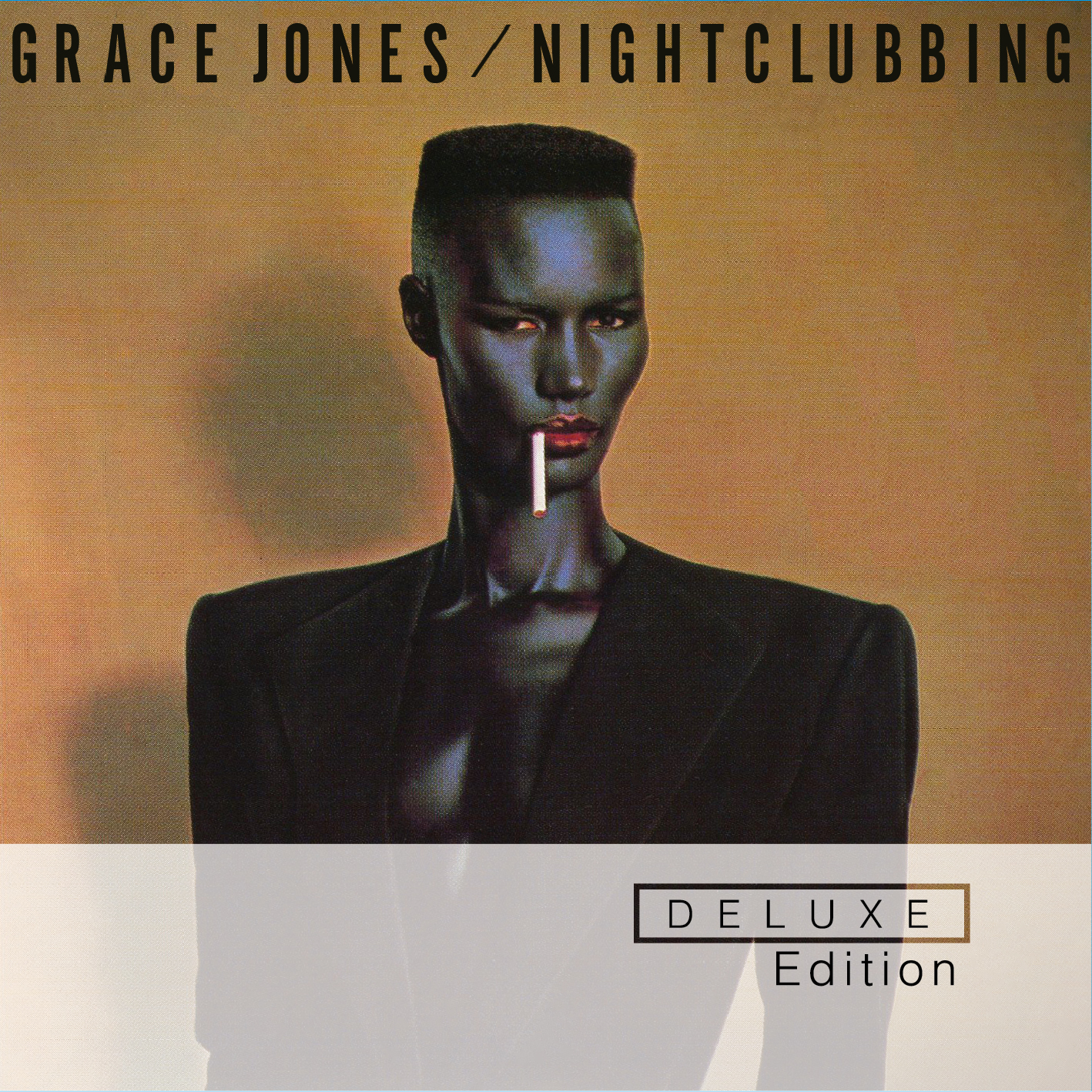 "Grace Jones / ""Nightclubbing"" 2CD deluxe edition"