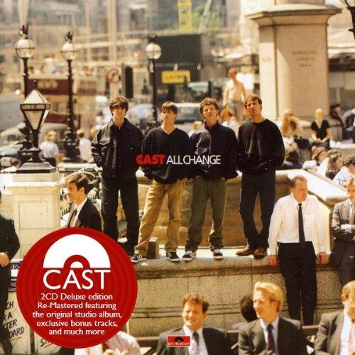 Cast / All Change 2CD+DVD reissue