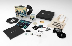 Oasis / Definitely Maybe chasing the sun reissue and deluxe box set