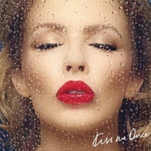 """Kylie Minogue / """"Kiss Me Once"""" box"""