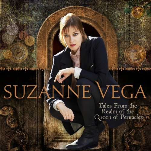 Suzanne Vega / new album Tales From the Realm of the Queen of Pentacles