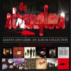 The Stranglers / Giants and Gems 11CD anniversary box set