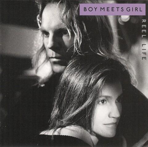 Boy Meets Girl - Reel Life - Front