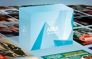 ABBA / The Singles 7-inch vinyl box