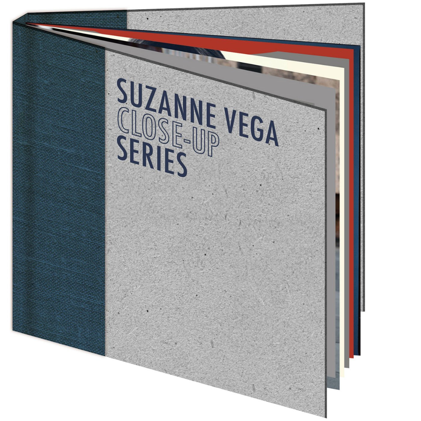 Suzanne Vega / Close-Up series 6-disc deluxe hardcover book