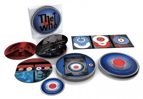 The Who / Quadrophenia Live in London deluxe metal box set