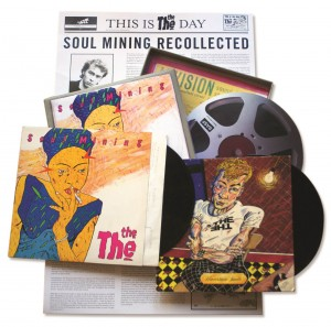 The The / Soul Mining: 30th anniversary deluxe vinyl box set