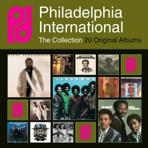 Philadelphia International box set