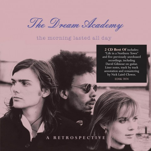 EDSK7074_The Dream Academy_The Morning Lasted All Day_Booklet
