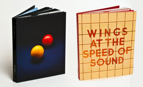 Wings Venus and Mars and At The Speed of Sound deluxe reissues